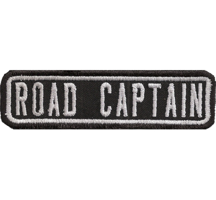 King Of The Road Patch