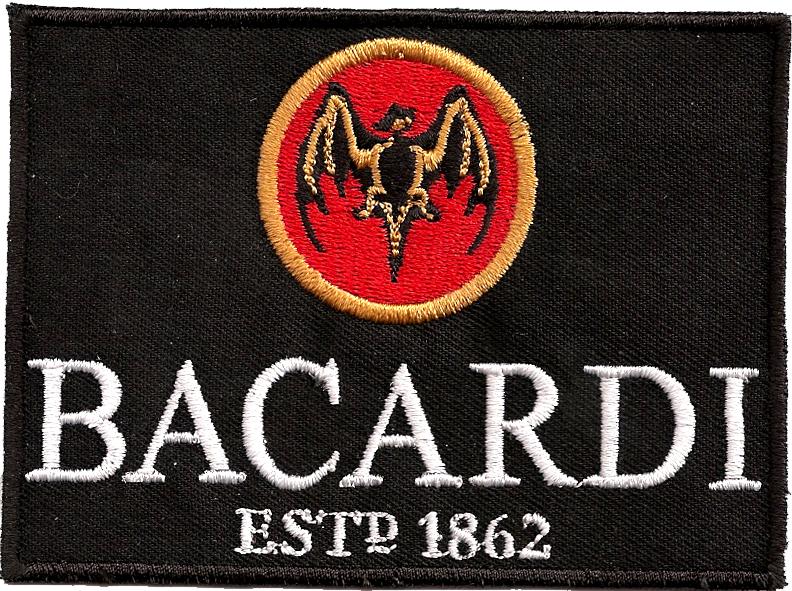 Bacardi-Rum-Cocktail-Bar-Gastro-Bistro-Schurzen-Aufnaher-Est1862-Barkeeper