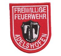 Feuerwehr Hamburg Einsatzabteilung Rettungsleitstelle Abzeichen Aufn/äher Patch